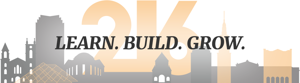 Learn Build Grow - 216digital - Cleveland